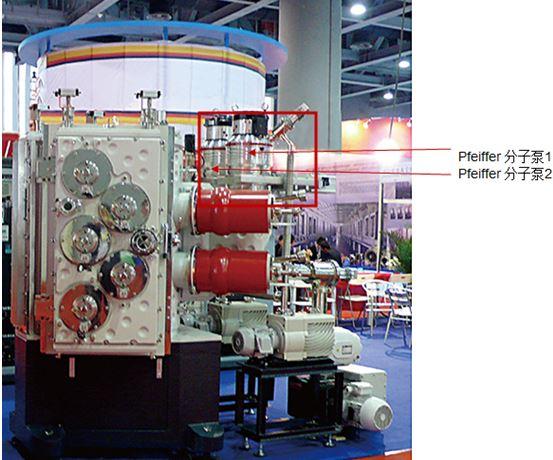 高抽速和气体吞吐量.集成驱动电路,工业环境和实验研究的理想选择.