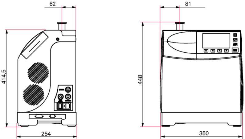 可擕式氦質譜測漏儀 ASM 310