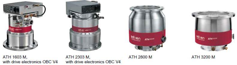 Pfeiffer 磁悬浮涡轮分子泵 ATH 1600-3200M,ATP 2300M