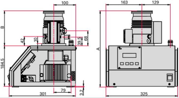 Hicube 80 Pfeiffer Vacuum