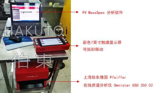 在线质谱分析仪热催化分析