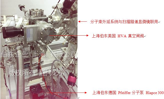 上海伯东Pfeiffer 分子泵