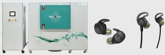 Europlasma 实现 TWS 蓝牙耳机 IPX8 级防水